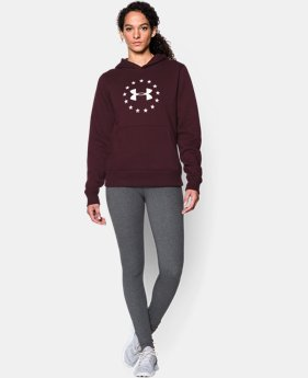 Women's UA Freedom Logo Hoodie  1 Color $35.99 to $44.99