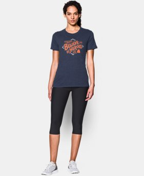 Women's UA WWP Believe In Heroes Short Sleeve
