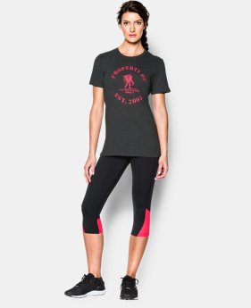 Women's UA WWP Property Of Short Sleeve  1 Color $29.99