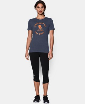 Women's UA WWP Property Of Short Sleeve  4 Colors $22.99