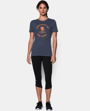 Women's UA WWP Property Of Short Sleeve LIMITED TIME: FREE U.S. SHIPPING 5 Colors $17.24 to $22.99