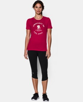 Women's UA WWP Property Of Short Sleeve  1 Color $22.99