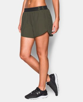 Women's UA Tactical Training Short LIMITED TIME: FREE SHIPPING 1 Color $29.99