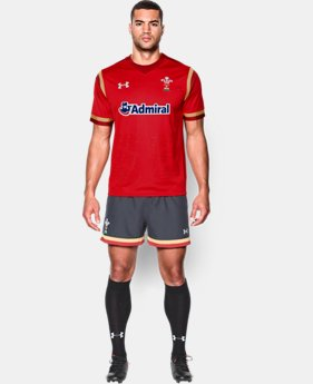 Men's WRU 15/16 Supporters Replica Jersey   $88