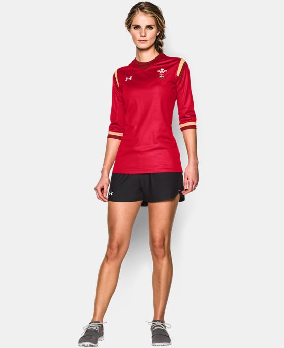Women's WRU 15/16 Supporters Replica Jersey LIMITED TIME: FREE U.S. SHIPPING 1 Color $88