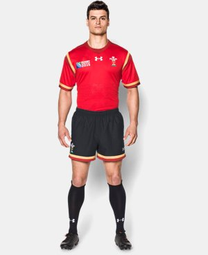 Men's WRU Supporters 15/16 Game Shorts  1 Color $39.99