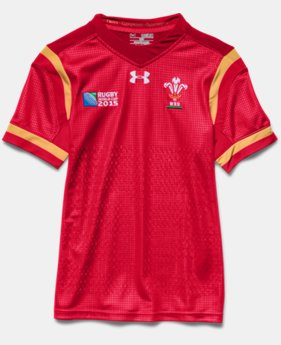Boys' WRU Supporters 15/16 Jersey