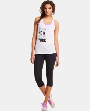 Women's UA Stacked Tank  1 Color $15.74