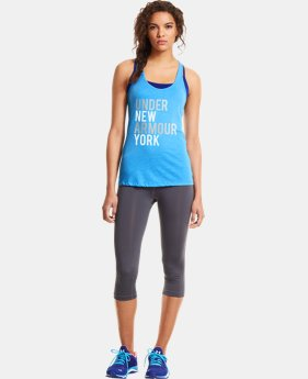 Women's UA Stacked Tank