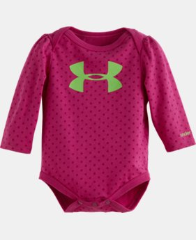 Girls' Newborn UA Dottie Bodysuit