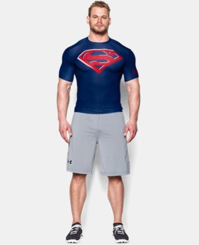 Men's Under Armour® Alter Ego Superman Compression Shirt  1 Color $37.99