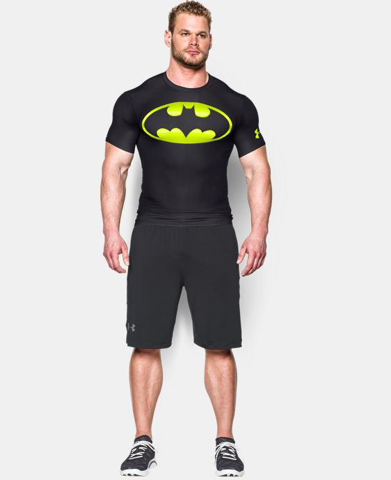 Men's Under Armour® Alter Ego Batman Compression Shirt LIMITED TIME: FREE SHIPPING  $37.99