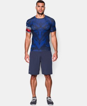 Men's UA Freedom USA Short Sleeve Compression Shirt