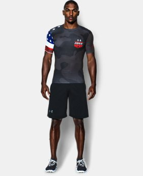 Men's UA Freedom FDNY Compression Shirt