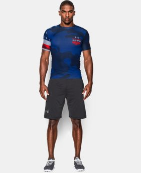 Men's UA Freedom NYPD Compression Shirt  1 Color $37.99