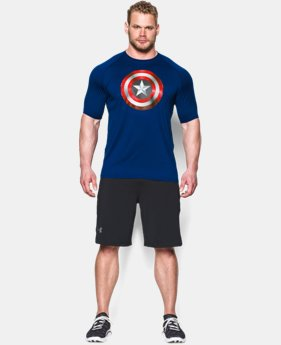 Men's Under Armour® Alter Ego Captain America 2.0 T-Shirt