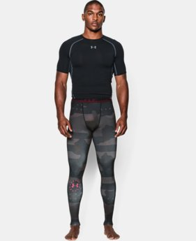Men's UA Freedom USA Compression Leggings