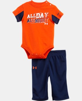 Boys' Newborn UA All Day All Night 2-Piece Set