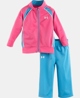 Girls' Newborn UA Pre-Game Set