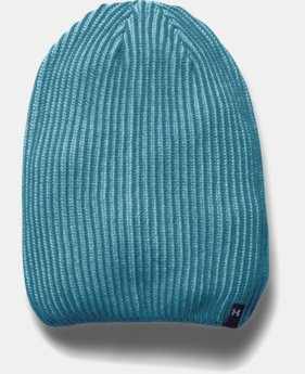 New to Outlet Women's UA On & Off Beanie LIMITED TIME: FREE U.S. SHIPPING 1 Color $14.99 to $18.99