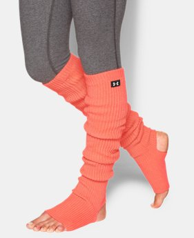 Women's UA On & Off Legwarmers LIMITED TIME: FREE U.S. SHIPPING 1 Color $26.99 to $34.99