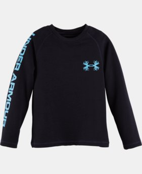 UA Outdoor Raglan LS T-Shirt