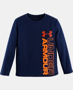 Boys' Infant UA Branded Long Sleeve T-Shirt