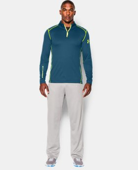Men's UA ColdGear® Infrared Grid ½ Zip Mock  1 Color $44.99 to $56.99