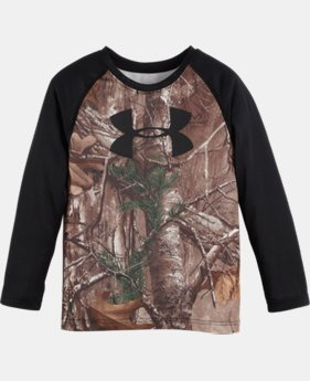 Boys' Infant UA Real Tree LS T-Shirt