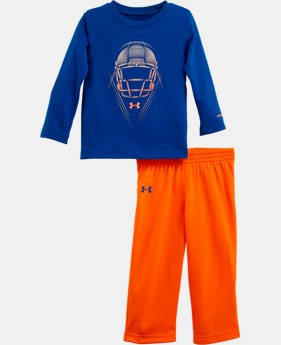 Boys' Infant UA Protect Long Sleeve 2-Piece Set