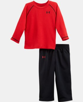 Boys' Infant UA Dynamism 2-Piece Set