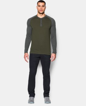 Men's UA Selector Henley Shirt