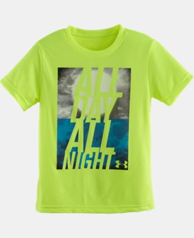 Boys' Infant UA All Day All Night T-Shirt