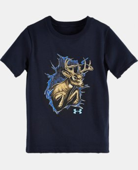 Boys' Infant UA Deer Aggro T-Shirt