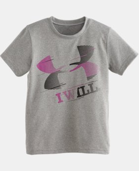 Boys' Infant UA I Will® T-Shirt