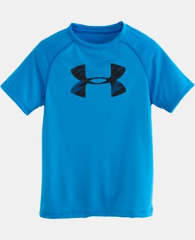 Boys' Infant UA Velocity Logo T-Shirt
