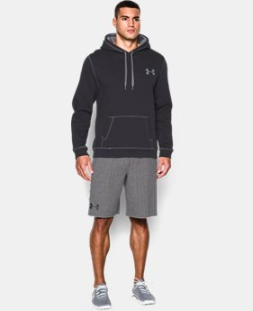 Men's UA Rival Fleece Shorts   $29.99