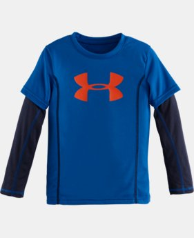 Boys' Infant UA Big Logo Slider