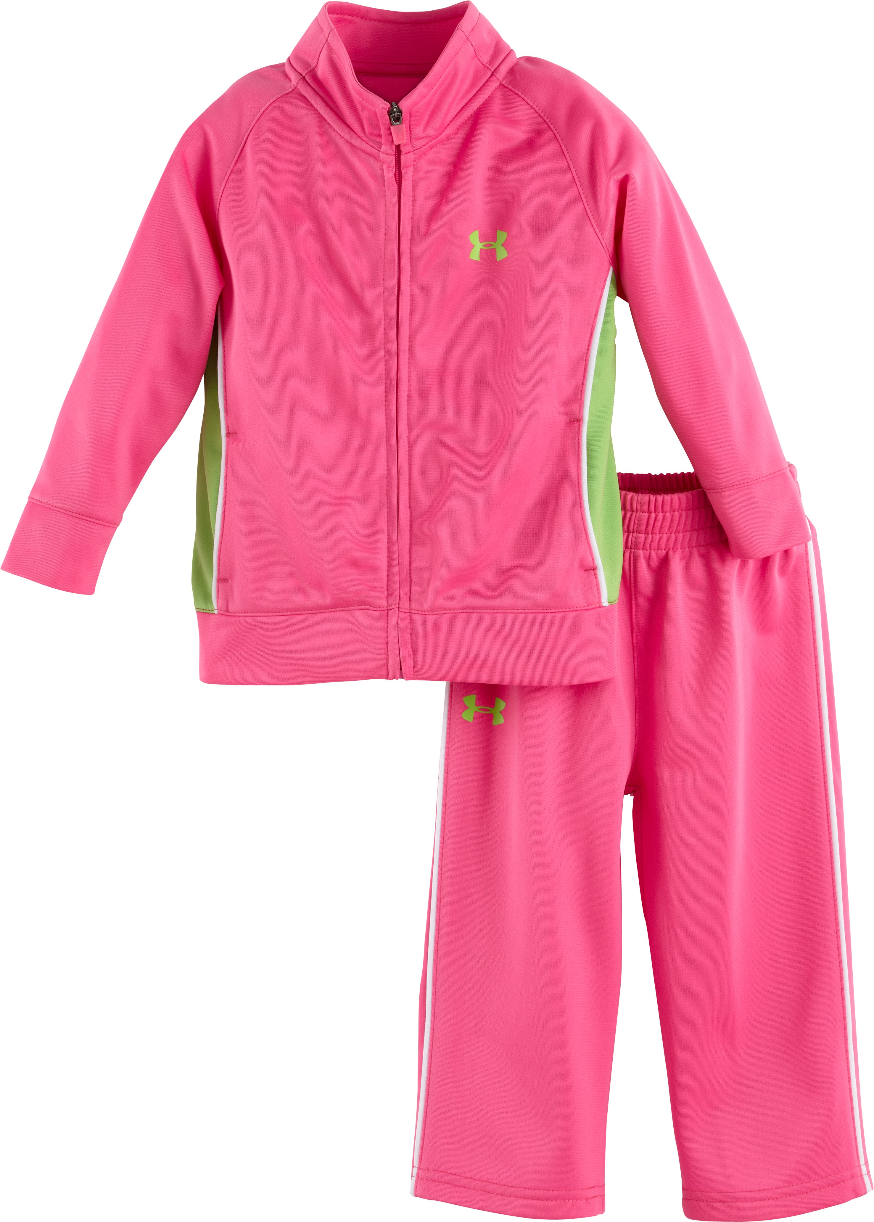 Girls' Infant UA Elite Set, CHAOS, Laydown