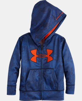Boys' Infant UA Nightvision Print Hoodie