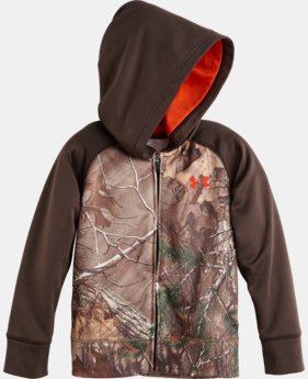 Boys' Infant UA Real Tree Hoodie