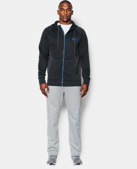 Men's UA Storm Armour® Fleece Full Zip Hoodie