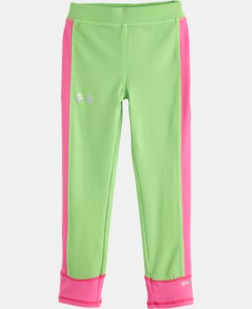 Girls' Toddler UA ColdGear® Capri