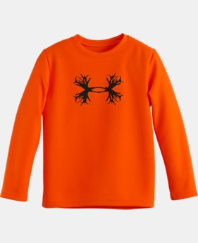 Boys' Toddler UA Antler Raglan T-Shirt