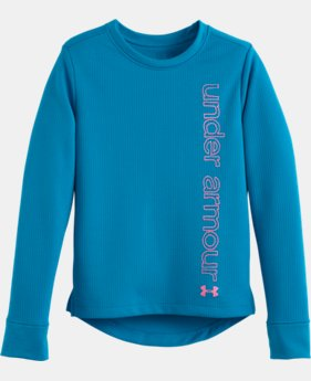 Girls' Toddler UA Vert Long Sleeve