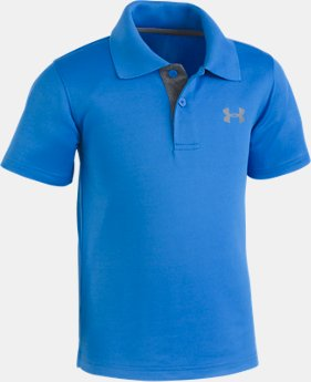 Boys' Toddler UA Match Play Polo  1  Color $26.99