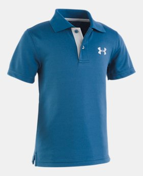 0566678209 Boys  Toddler UA Match Play Polo 2 Colors Available  27