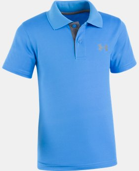 Boys' Toddler UA Match Play Polo  1 Color $15.74
