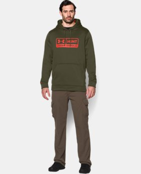 Men's UA Storm Hunt Hoodie  1 Color $35.99