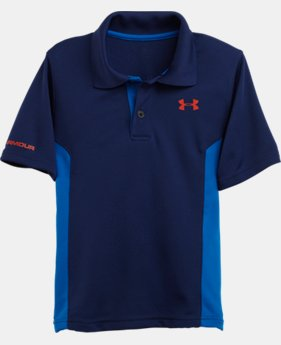 Boys' Toddler UA Colorblock Polo